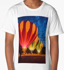 Hot Air Balloons Prosser, WA Long T-Shirt