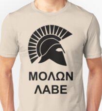 Molon Labe Unisex T-Shirt
