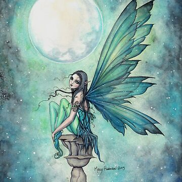 Winter Dream Fairy Illustration Molly Harrison Fantasy Art by robmolily