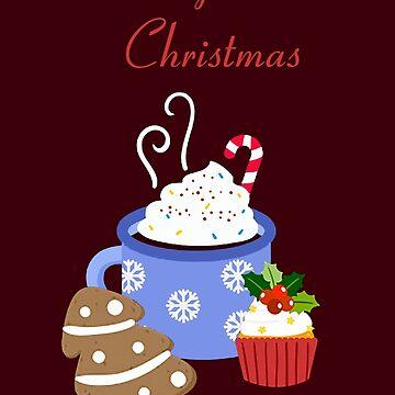 Merry Christmas by LaPetiteBelette