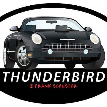 2002-2005 Ford Thunderbird by azoid
