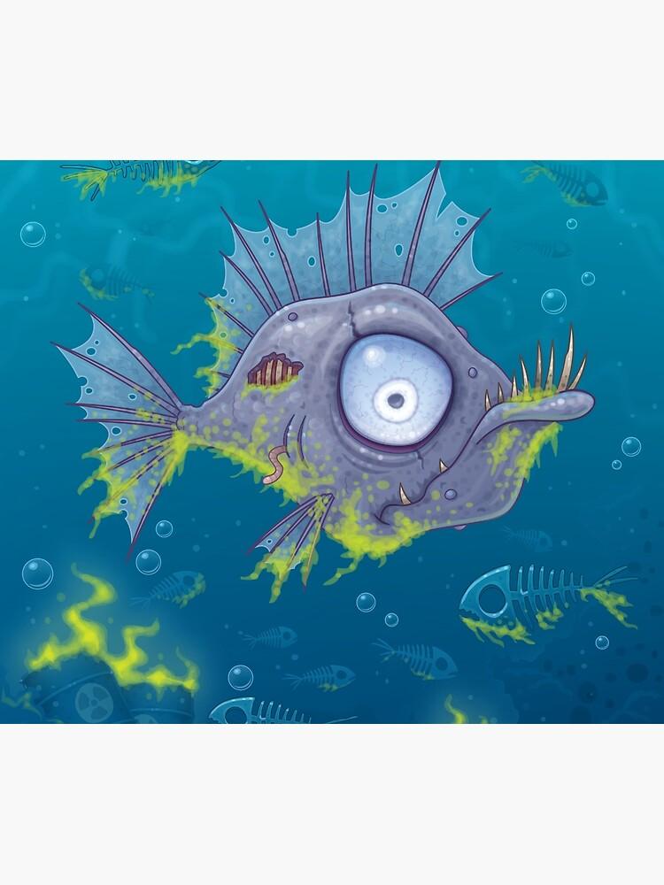 Zombie Fish by fizzgig