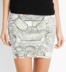 Saint Joan of Arc Mini Skirt