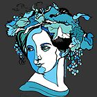 Composer Fanny Mendelssohn by ArtyMargit