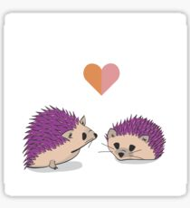 Hedgehugs Aufkleber Sticker