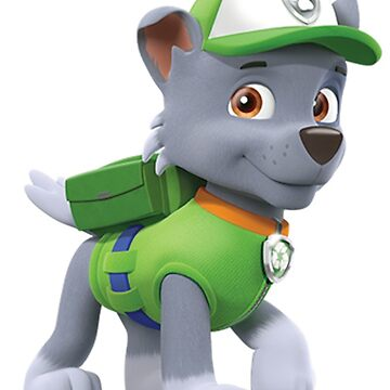 Rocky Paw Patrol by docubazar7