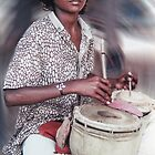 Drummer by indiafrank