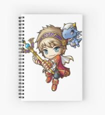 MapleStory Hero - Evan Spiral Notebook