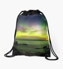 Lights 2 Drawstring Bag