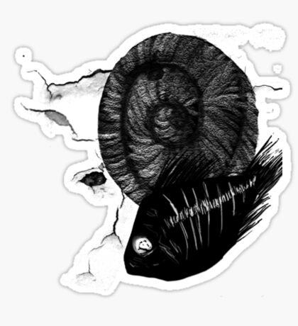 Ancient  Ocean Sticker
