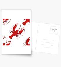 lobster Postcards