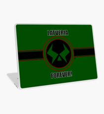 Latveria Forever Laptop Skin