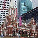 Albert Street Uniting Church Brisbane 4 by Alexandra Jack