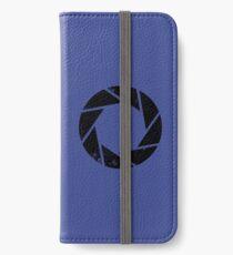 Portal Aperture Science Laboratories iPhone Wallet/Case/Skin