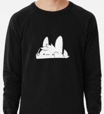 Bunnybits Unterschrift Logo Leichtes Sweatshirt