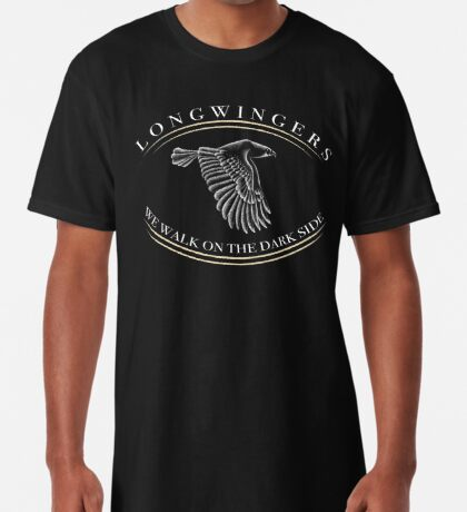 Longwinger Falconers - GIfts and Apparel for Longwingers - Falconry Supplies for Longwing Falconers Long T-Shirt