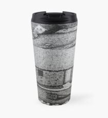 The Comfort of Thatched Roofs Travel Mug