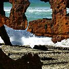 Fraser Island Maheno Wreck   by Tammy Serdiuk