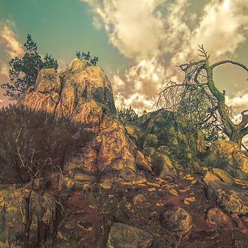Rocks by DVJPhotography