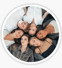 Maddie, & Kenzie Ziegler Squad Sticker