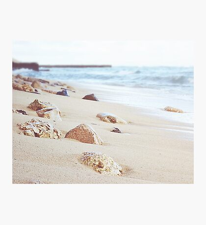 Oahu Beach Morning Photographic Print