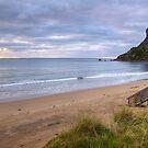 Godfrey's Beach, Tasmania by Christine Smith