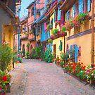 Flower Street by Walter Colvin