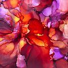 Beautiful Blaze by inspiredflowart