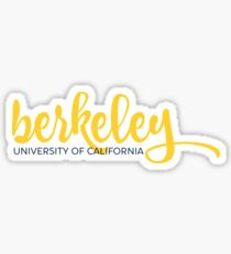 UC Berkeley Sticker