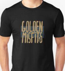 Vegas Golden Knights (VGK Golden Misfits) Unisex T-Shirt