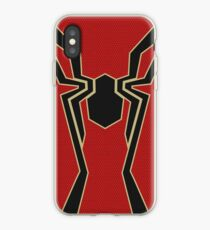 Vinilo o funda para iPhone Iron Spider (Iron Spidey)