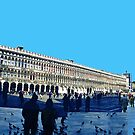 Venezia San Marco 360 Panorama by FRANKENBERG  by Hell-Prints