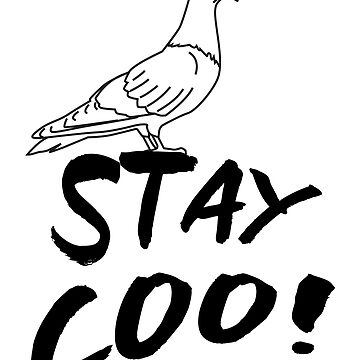 Stay Coo by keepers