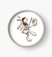 Medicine Bun Clock