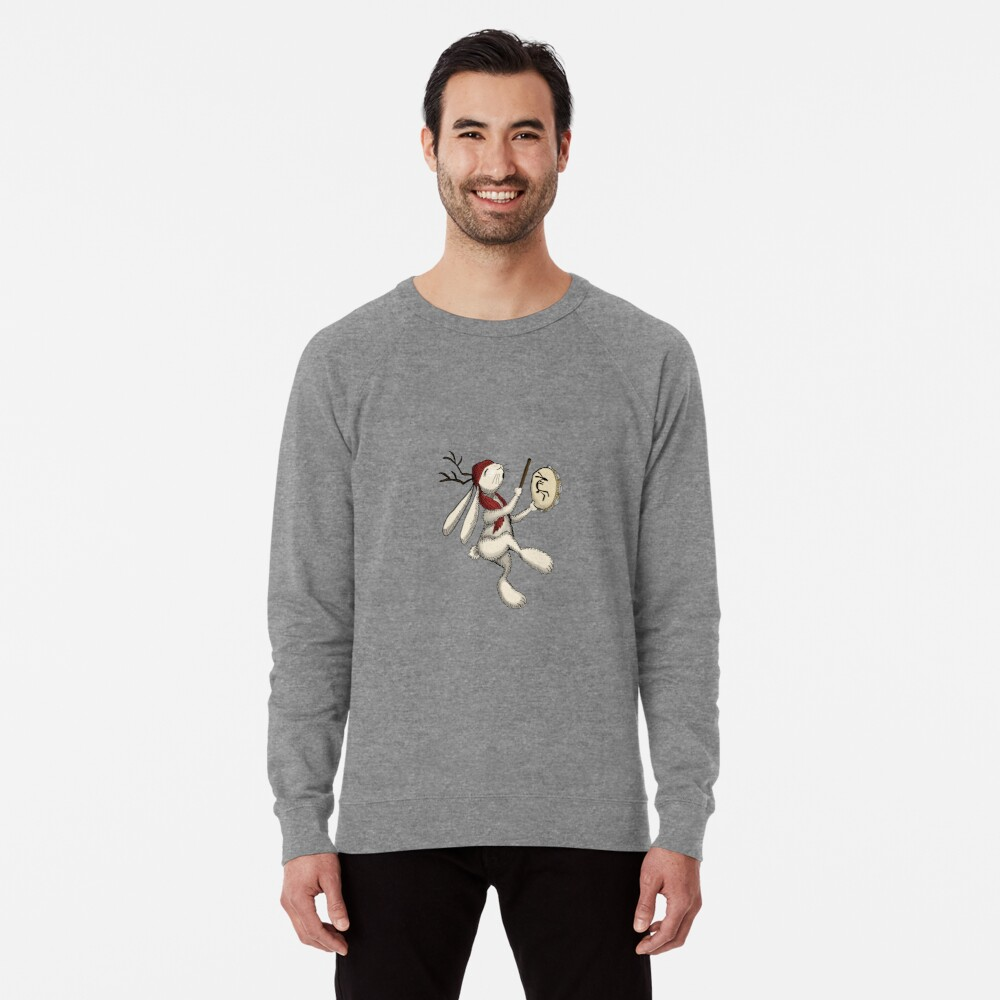 Medicine Bun Lightweight Sweatshirt