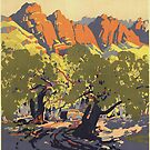 Flinders Ranges, South Australia's winter sunland, circa 1935 by State Library of South Australia