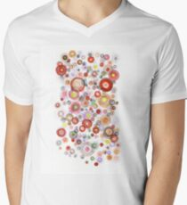 The Orbits of Joy V-Neck T-Shirt