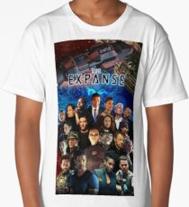 The Expanse The Crew Long T-Shirt