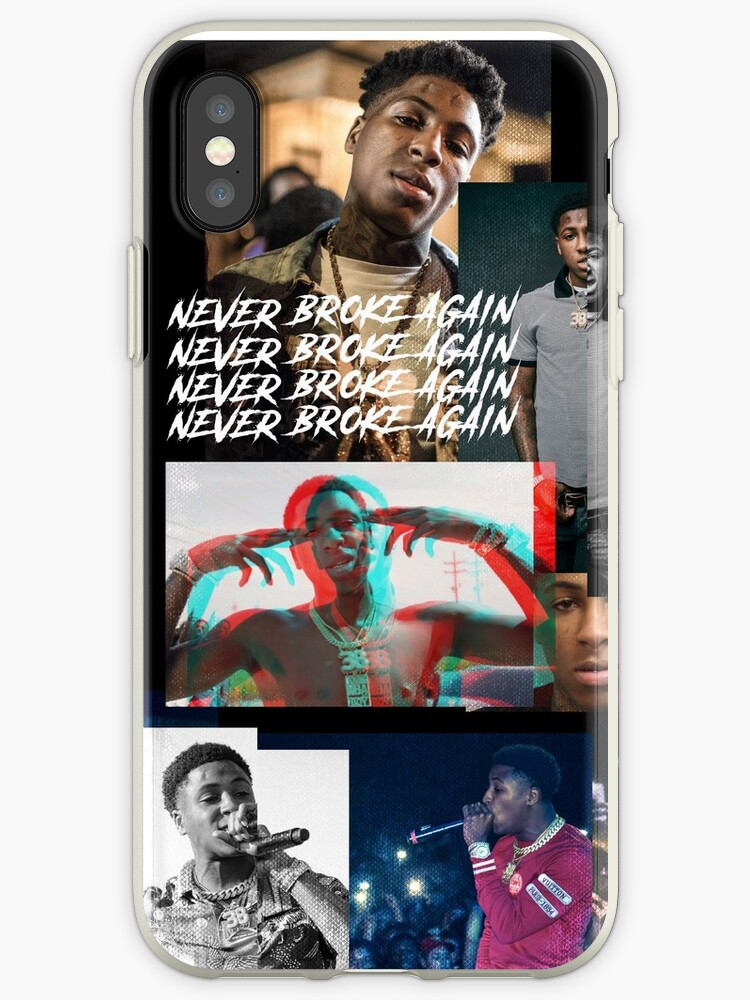 competitive price 5cca6 16958 'Youngboy - Never Broke Again Shirt & Merch' iPhone Case by robtaf