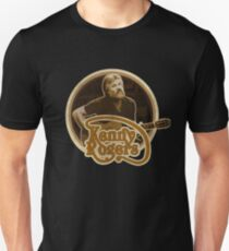 Kenny Rogers Walt and Jesse  Slim Fit T-Shirt