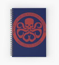 Hail SHIELD Spiral Notebook