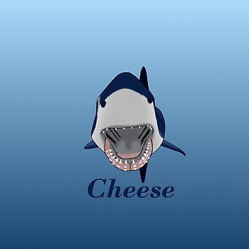 Shark Selfie by Orikall
