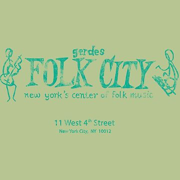 Folk City distressed (turquoise) by jotibbs