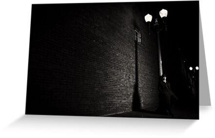 the wrong alley by Voytek Swiderski