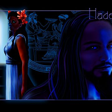 Hades and Persephone by iizzard