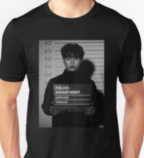 SAM KIM 샘김 Slim Fit T-Shirt
