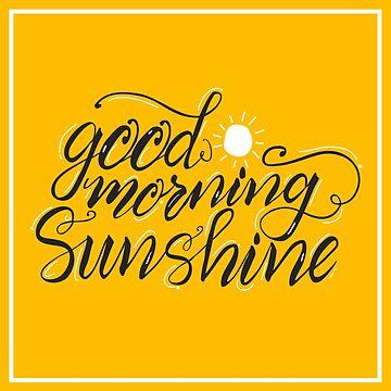 Good Morning Sunshine by mitalim