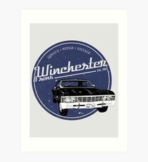 Winchester & sons Art Print