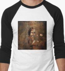 No Title 56 T-Shirt Men's Baseball ¾ T-Shirt