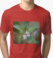 Tiny flowers Tri-blend T-Shirt